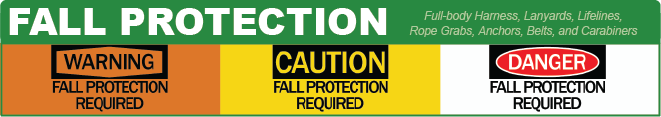 Products_Fall Protection Banner